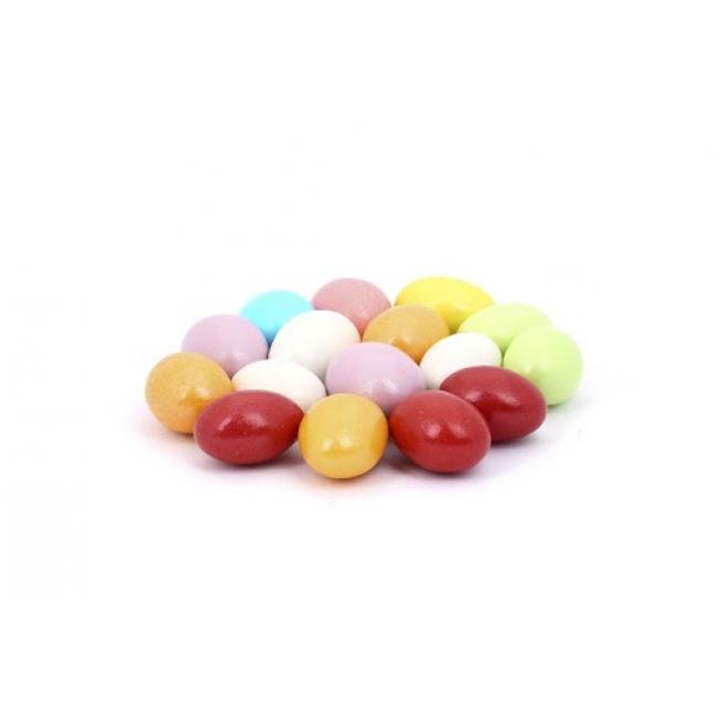 Renkli mix badem